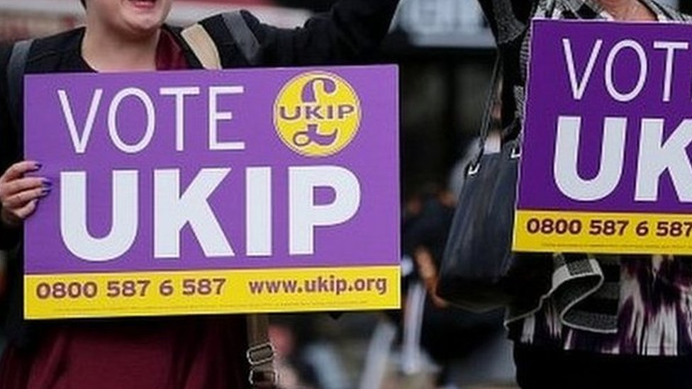 Call to deselect Carl Benjamin as UKIP MEP candidate over rape comments