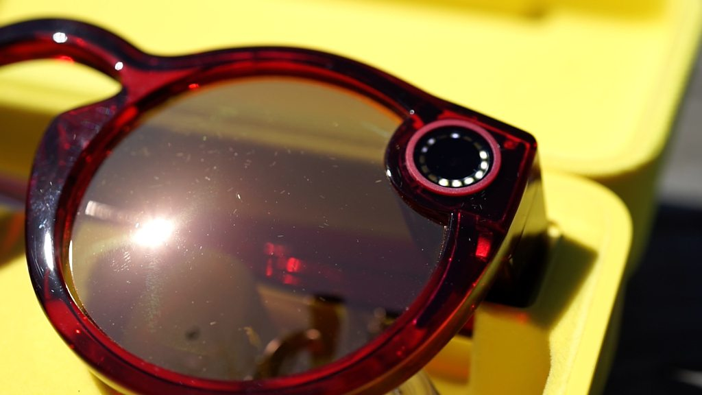 Snapchat releases new Spectacles 2.0