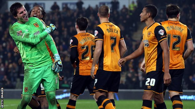 Video: Hull City vs Leicester City