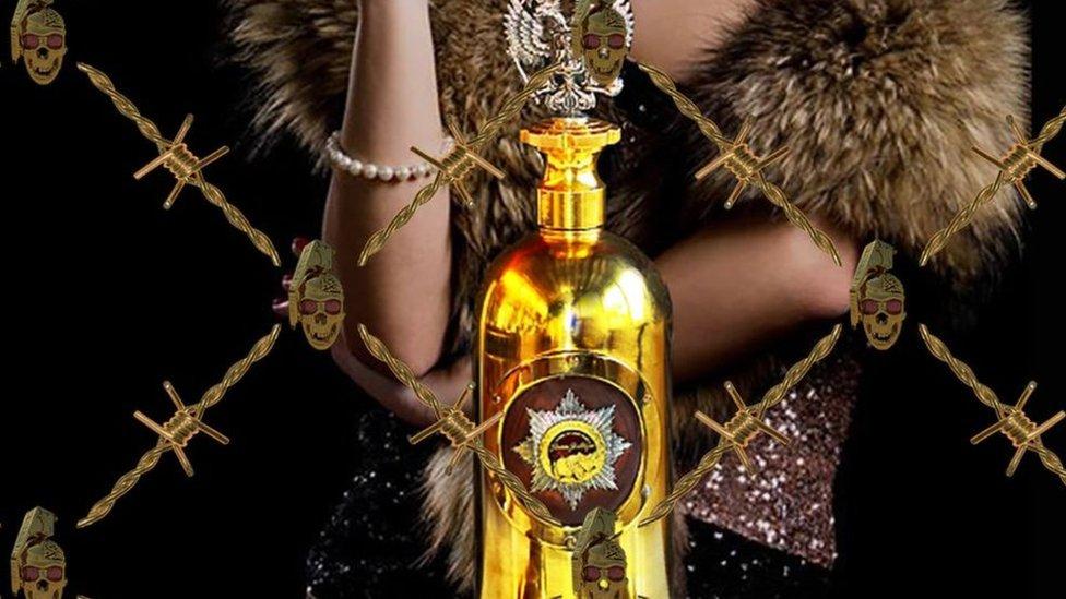 """Danemark : la """"vodka la plus chère du monde"""" volée - BBC News Afrique"""