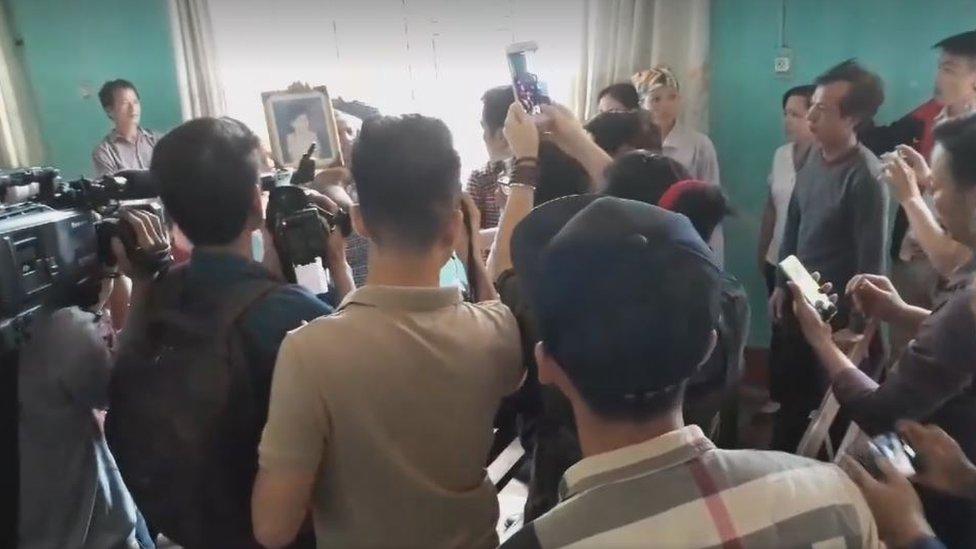 Buổi xin lỗi 'tử tù' Hàn Đức Long 'không thành'