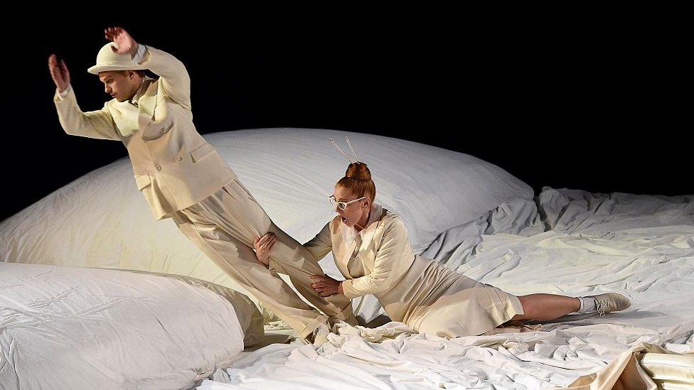 Sueño de una noche de verano de Britten.