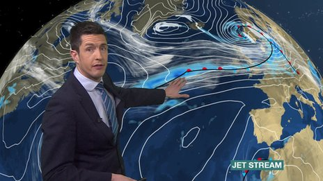 What is a weather bomb?