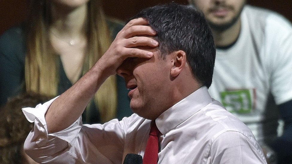 Renzi's gamble