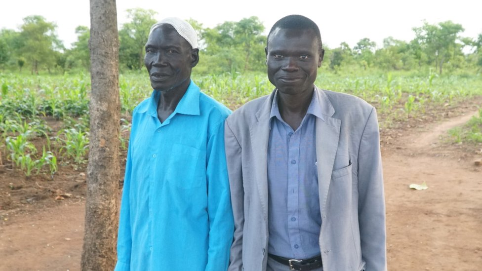 Why a Ugandan farmer gave land to a refugee