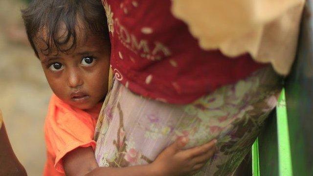 'میانمار میں ایک ماہ کے دوران 6700 روہنگیا مسلمانوں کا قتل ہوا'