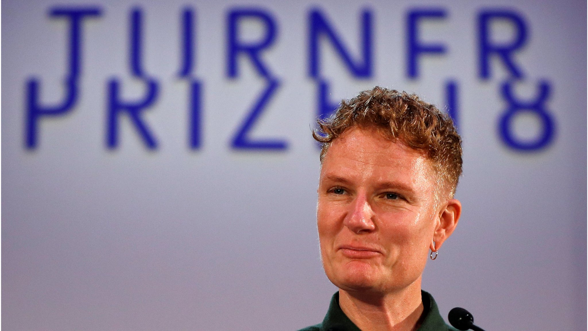 Turner Prize 2018: iPhone artist Charlotte Prodger wins
