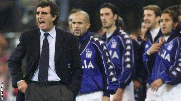 Dino Zoff: Ex-Juventus & Italy keeper has 'health difficulties'