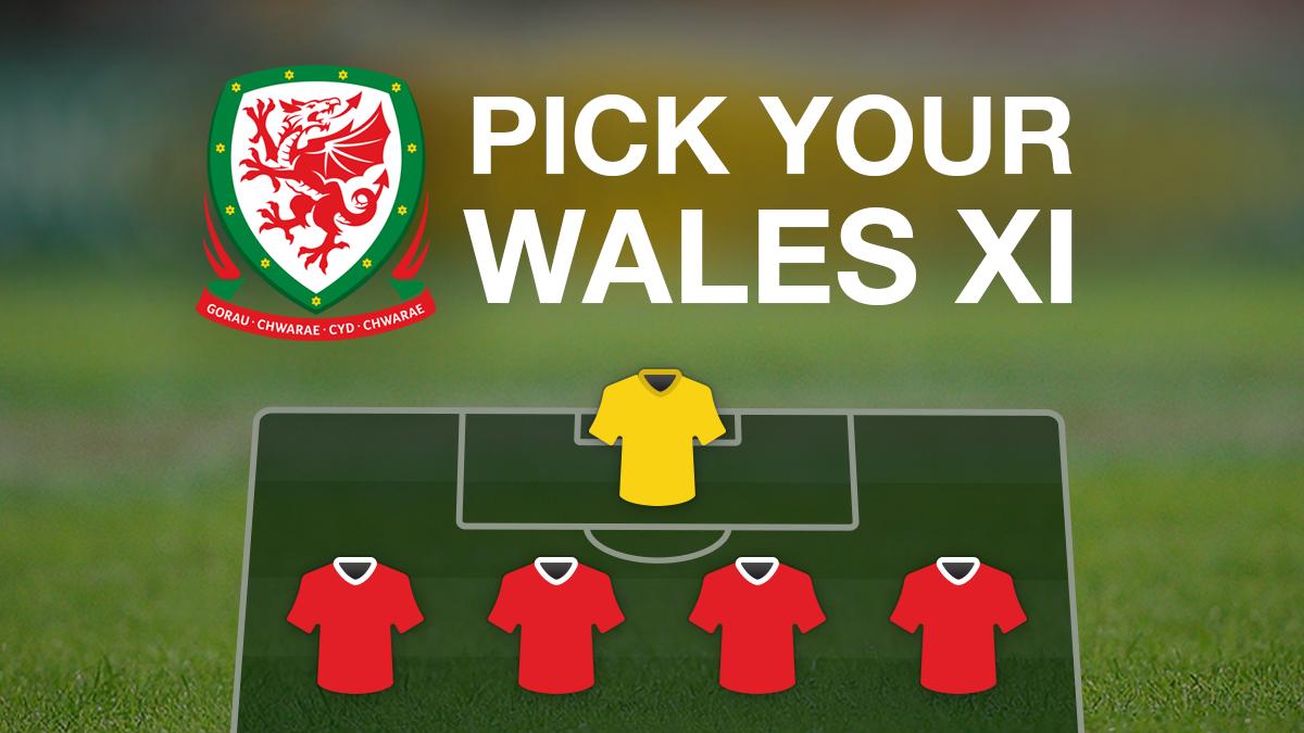Pick your Wales starting XI for Belgium quarter-final