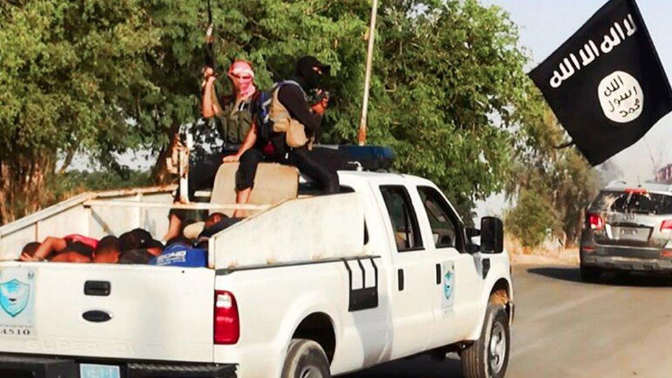 تنظيم الدولة الإسلامية يسعى لضم مزيد من العناصر