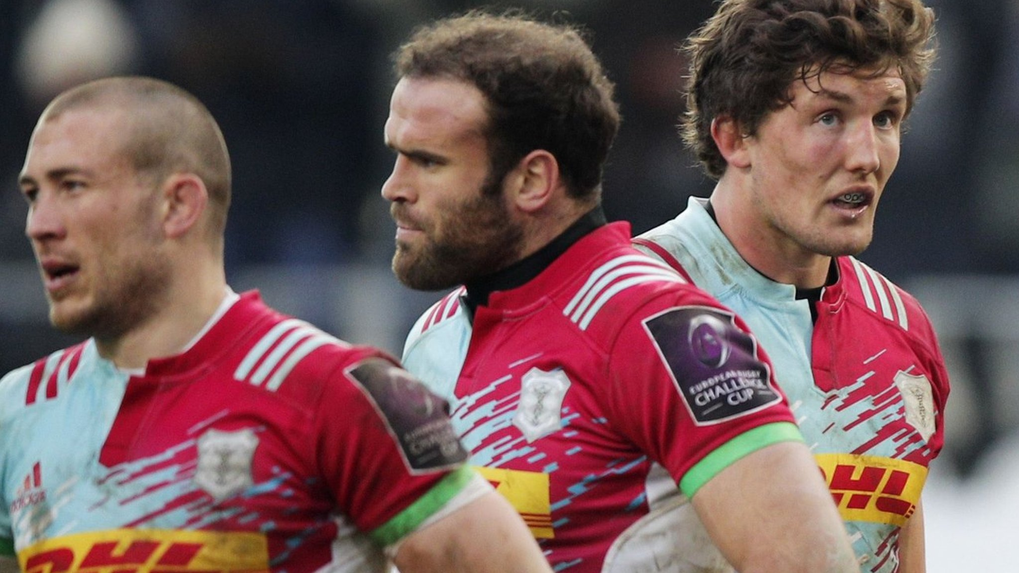 Harlequins knocked out of Challenge Cup