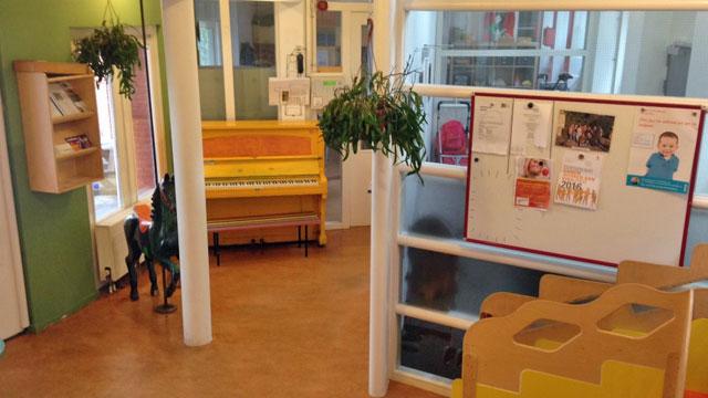 幼兒園教室