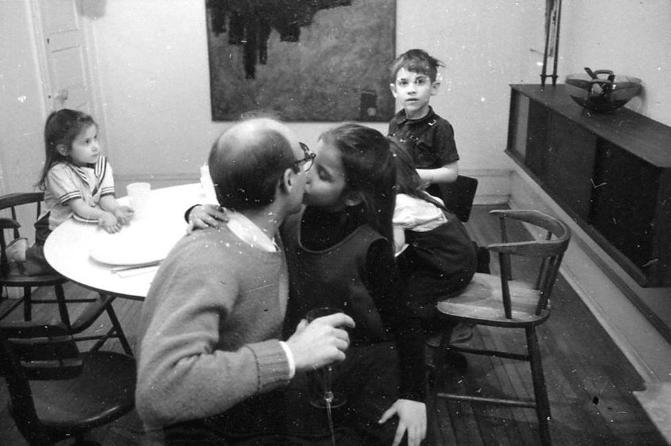Family members 1963