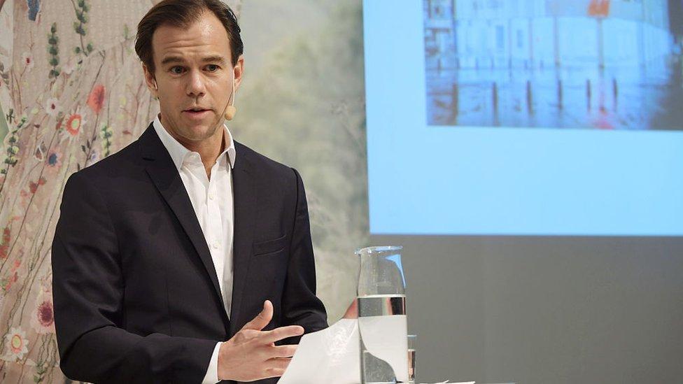El director ejecutivo de H&M, Karl-Johan Persson, reinvertirá sus dividendos en acciones de la compañía.