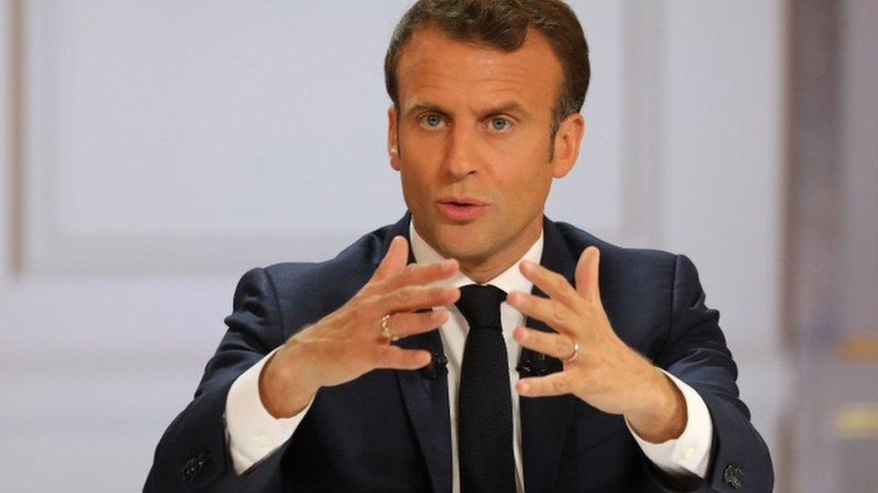 Macron announces 'fairer, more humane' reforms in response to yellow vests
