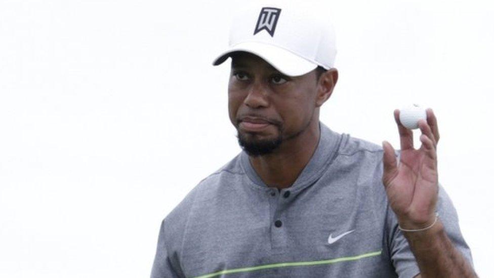Woods set for good finish on PGA Tour return