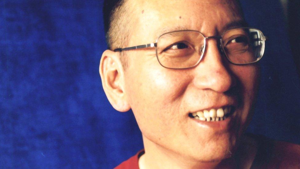 چین کے باغی رہنما لیو شاؤبو چل بسے
