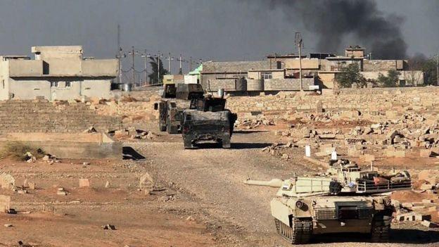 عراق کې '۲۰۰ کردۍ ایرانۍ ښځې' د داعش پر ضد جنګېږي