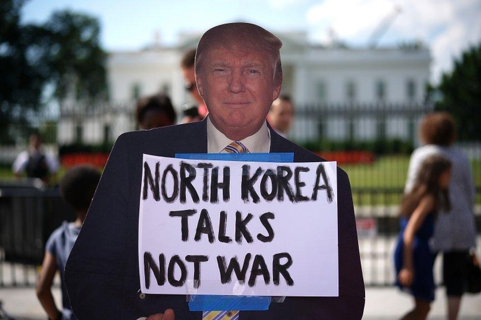 EEUU sigue abierto a un diálogo con Corea del Norte, dice Tillerson