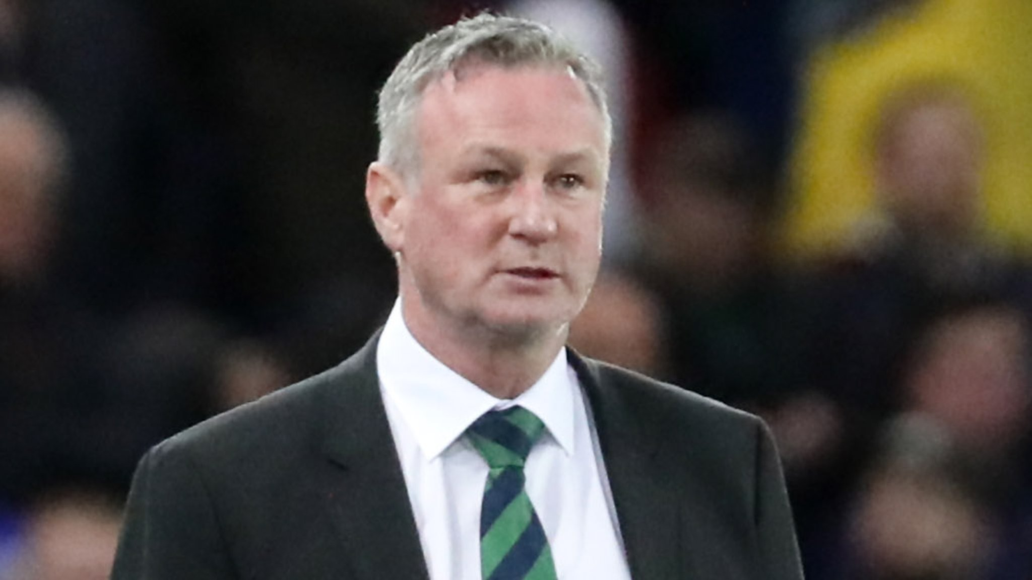 Euro 2020 qualifiers: 'We can improve' says Northern Ireland boss Michael O'Neill