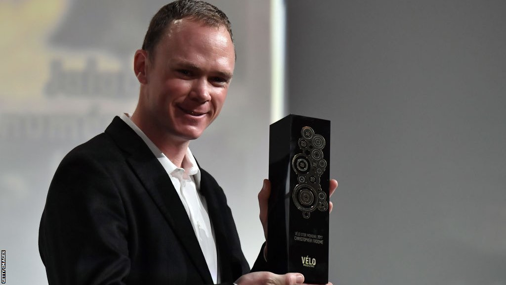 Tour de France: Chris Froome to ride cobbled section before 2018 race
