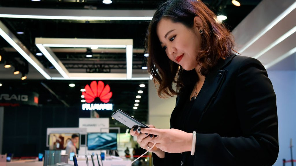 Huawei's use of Android restricted by Google