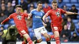 Stephen Mallan, Jason Holt and Lewis McLear
