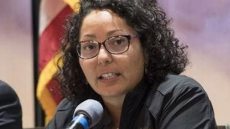 Cristina Garcia California lawmaker cleared of harassment