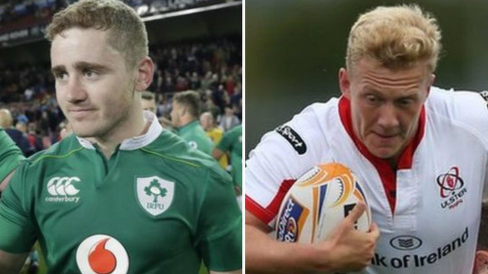 Ulster's Jackson and Olding face rape prosecution