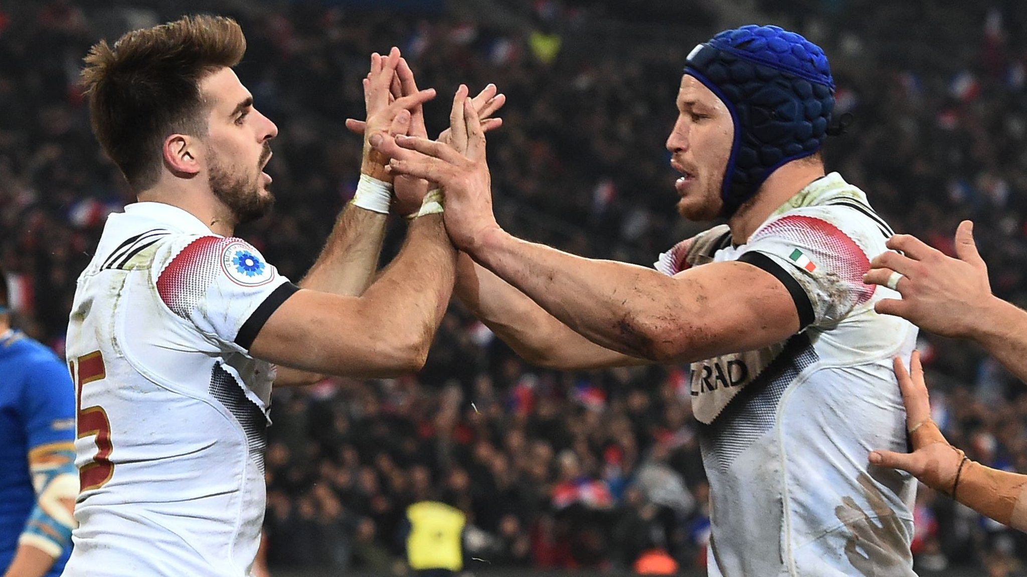 France end winless run by inflicting more misery on Italy - highlights & report