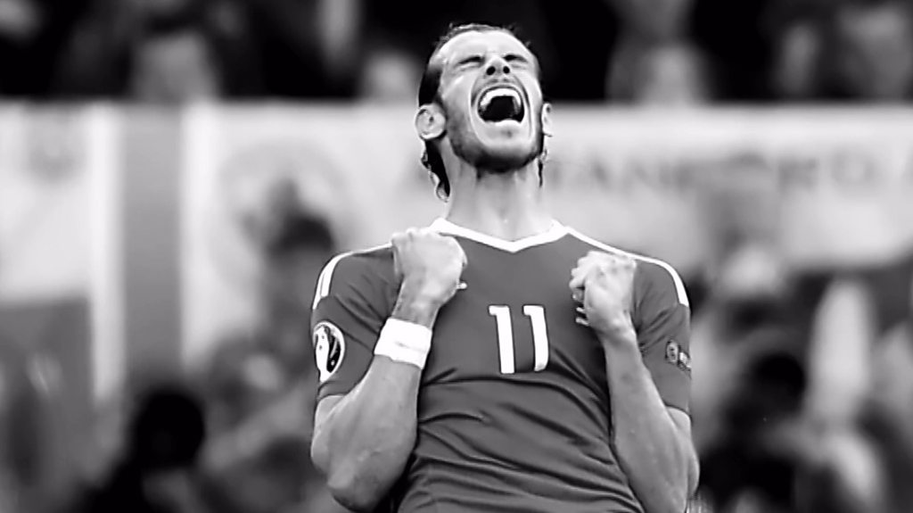 Gareth Bale hopes for Wales Euro 2016 'legacy'