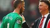 De Gea and Van Gaal