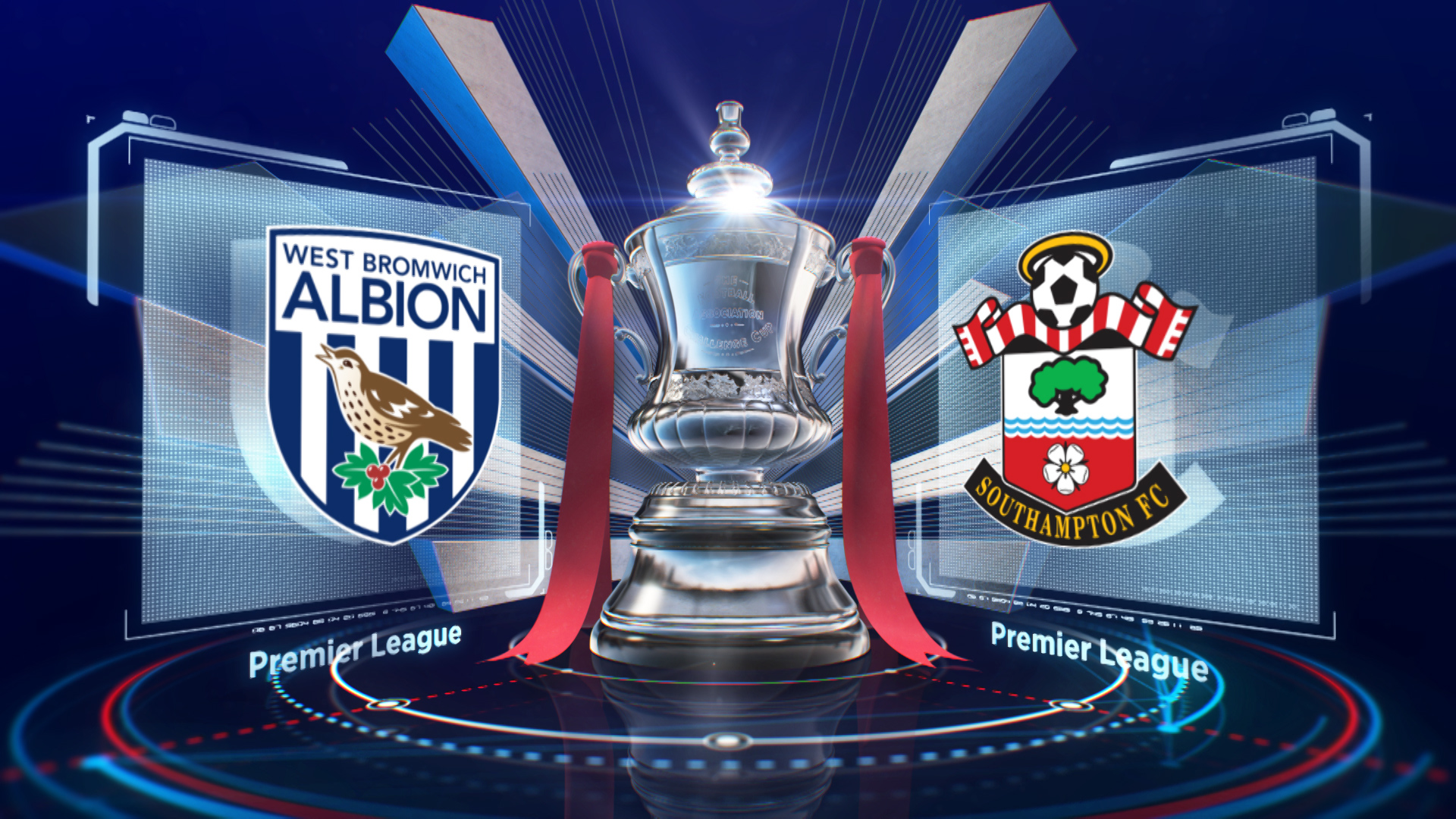 Highlights: West Brom 1-2 Southampton in the FA Cup fifth round