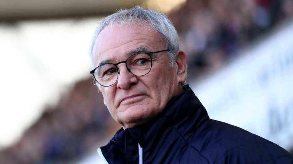 Sevilla v Leicester: Claudio Ranieri thinks Champions League tie could turn season around
