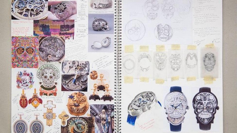 114e580f9b35 Cómo México inspiró a Fiona Krüger a fabricar relojes
