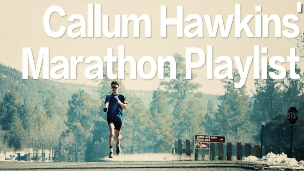London Marathon: Callum Hawkins talks through his ultimate marathon playlist