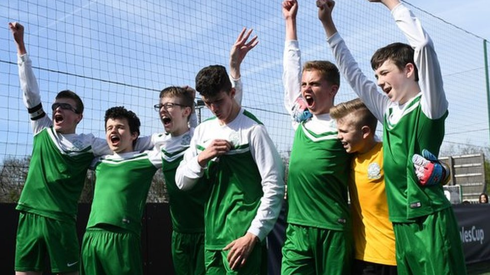 FA People's Cup: semi-finals sizzle in the sun