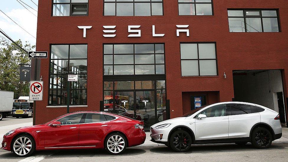 El Tesla S fue el tercer modelo más vendido en Europa en 2016.