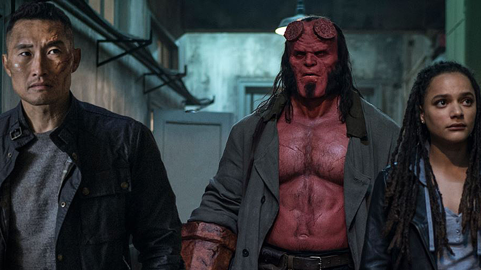 Hellboy film in Russia replaces Stalin with Hitler