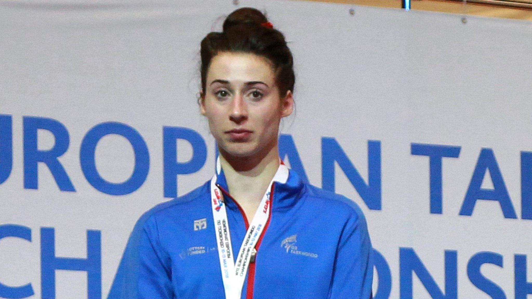 World Taekwondo Grand Prix: Bianca Walkden wins silver as Mahama Cho takes bronze