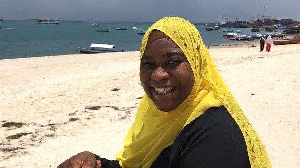 The drone pilot whose maps are saving lives in Zanzibar