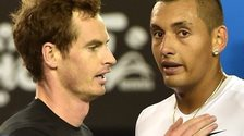 Andy Murray has already beaten Nick Kyrgios in two Grand Slams this year