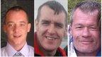 Birrel Stewart, Jason Buchan and David Stead were all from the Fife town of East Wemyss