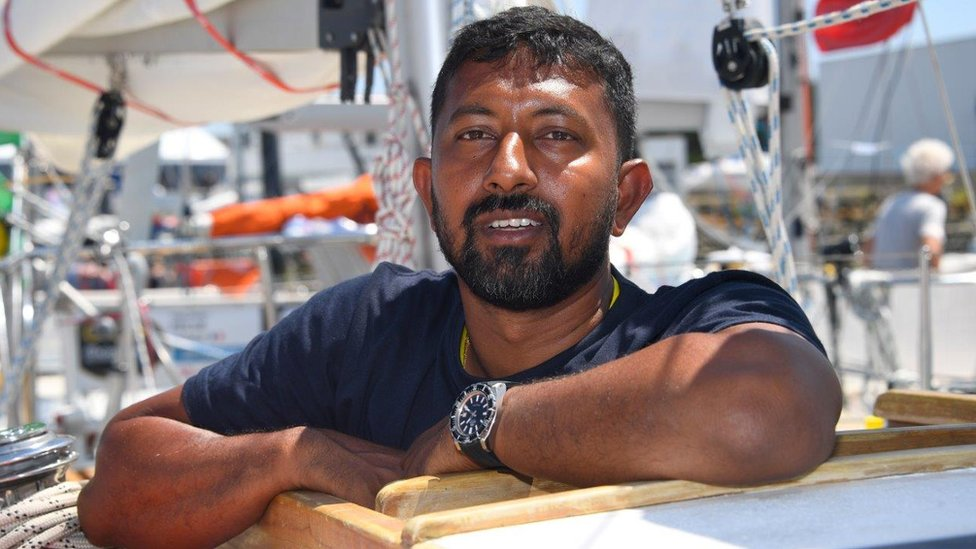 Abhilash Tomy: Rescue mission to reach injured Indian sailor