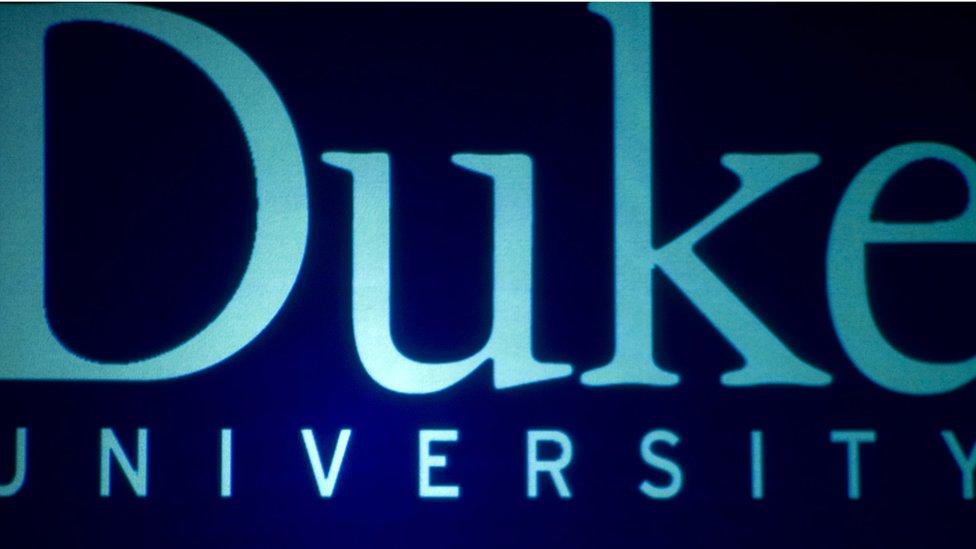 Duke University professor removed over 'Speak English' email