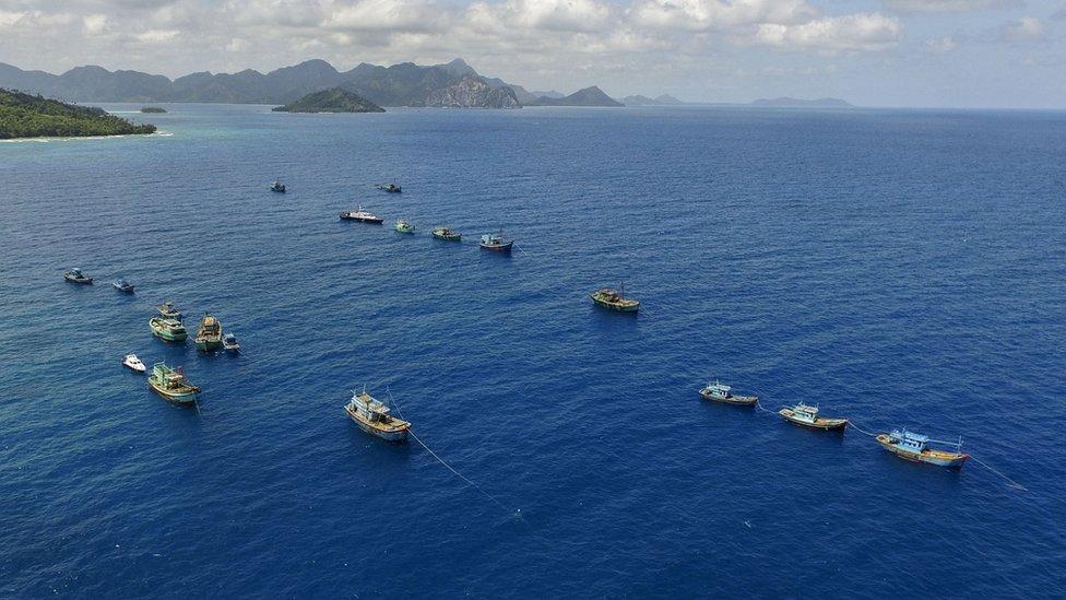VN và Indonesia 'điều tra về đụng độ' trên biển