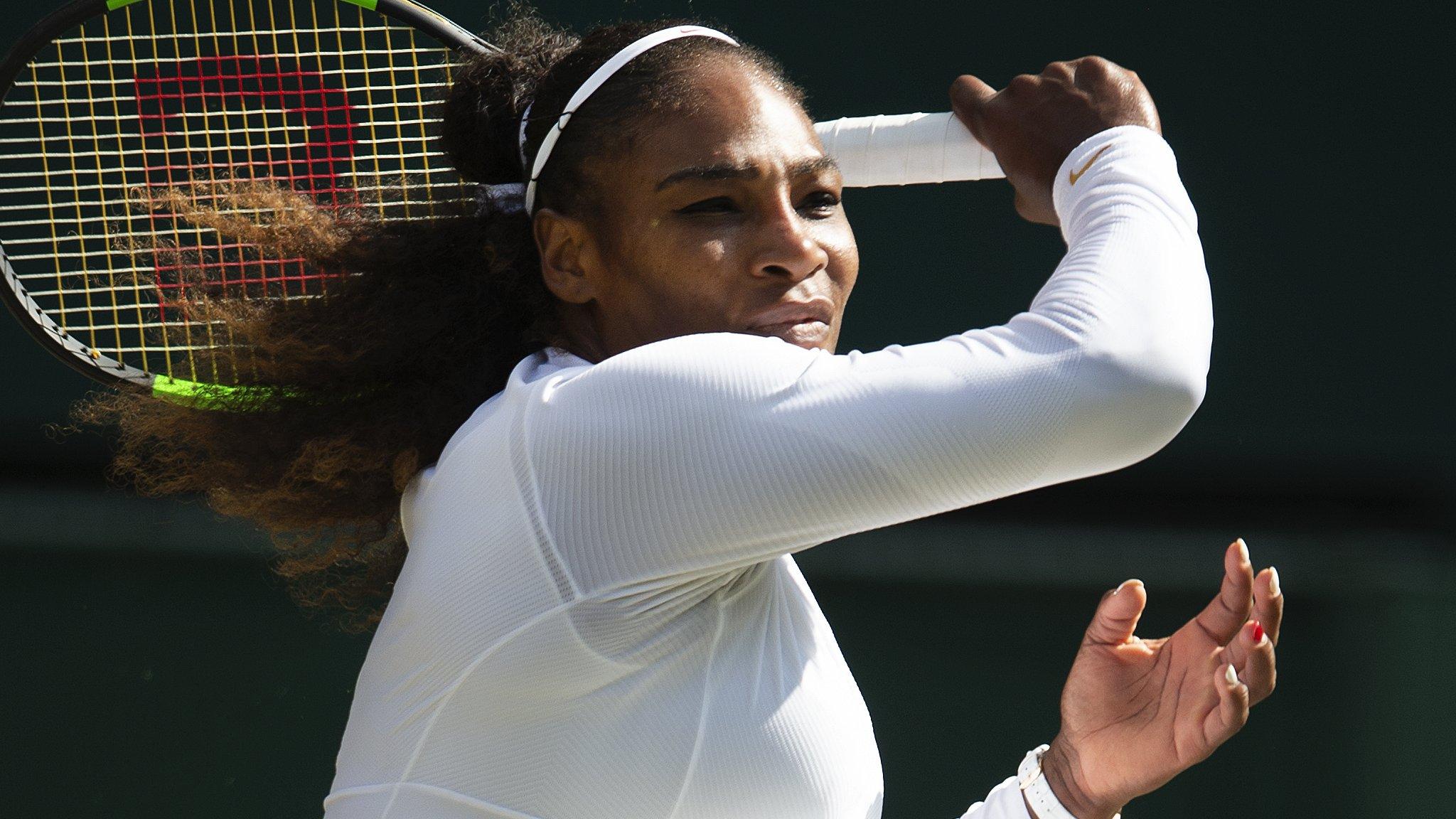 Williams returns to world's top 30 after run to Wimbledon final