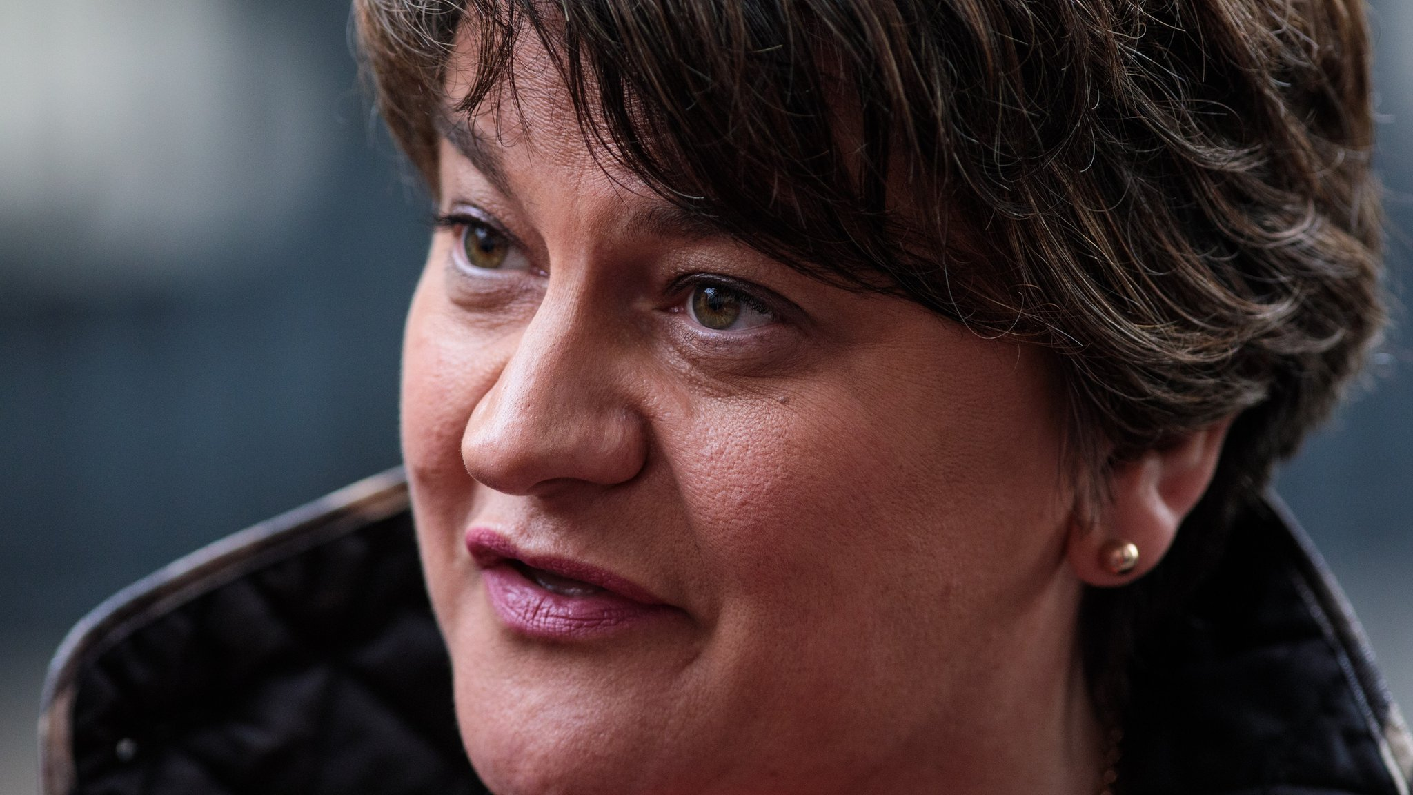 Irish PM should know better over Brexit, says Arlene Foster