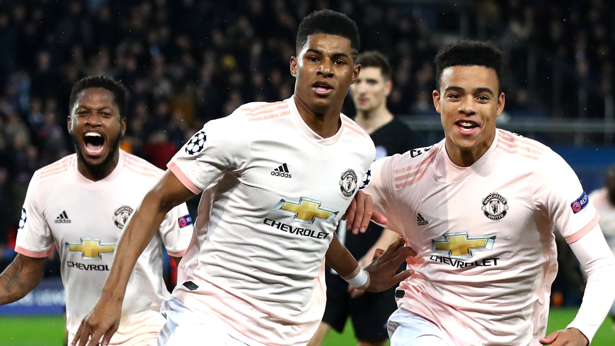 wholesale dealer 671e5 9901b  This is what we do  - Man Utd boss Solskjaer on dramatic win over PSG -  Manchester United boss Ole Gunnar Solskjaer led the club into the Champions  League ...