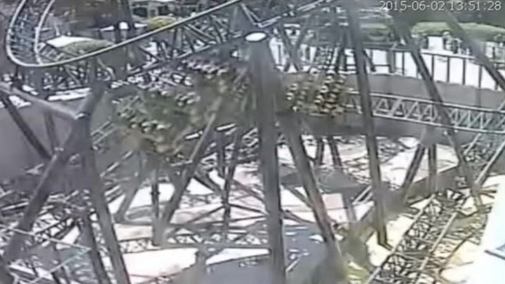 Alton Towers operator Merlin fined £5m over Smiler crash